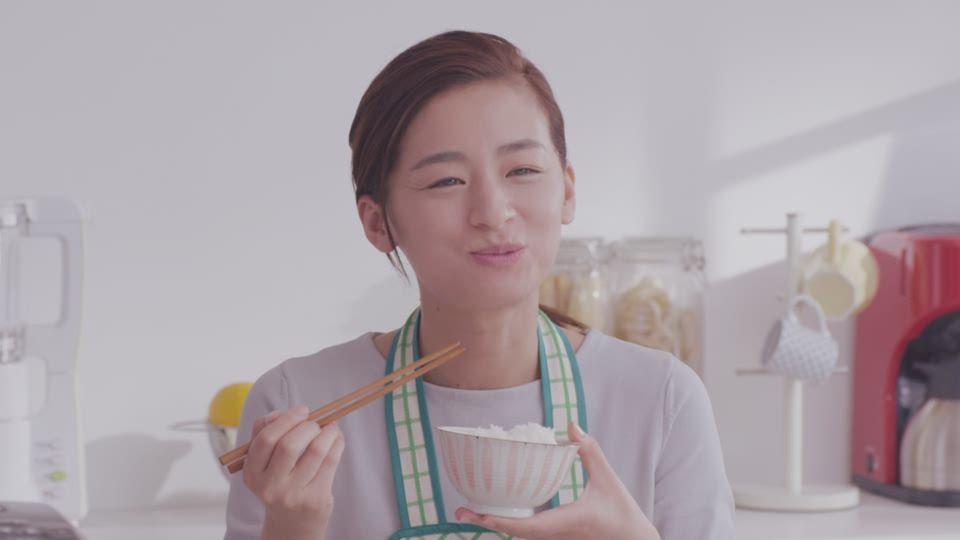 象印 ライスマイルプロジェクトWEBムービー 「ごはんのおいしい炊き方」篇 130秒