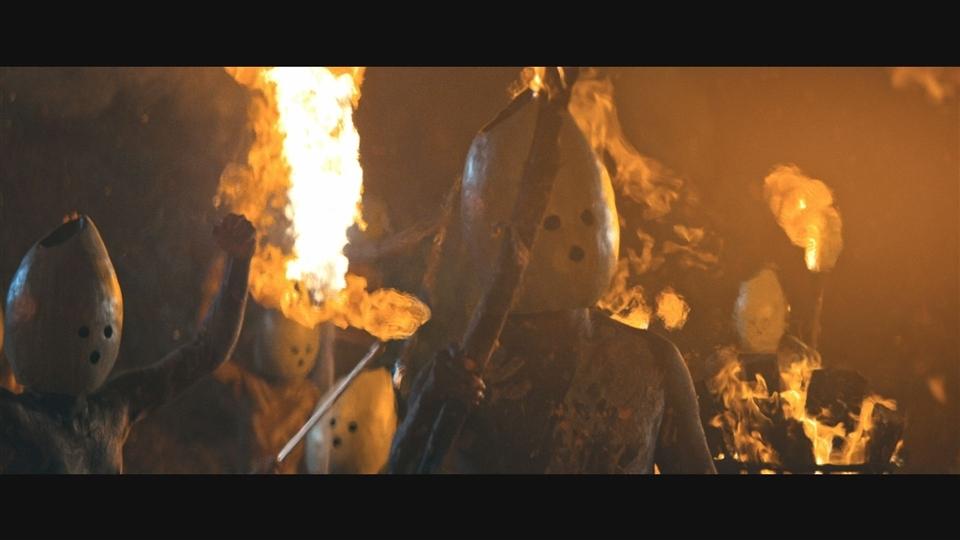「炎の舞」篇 30秒
