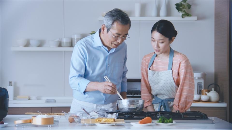 「土井先生への質問(お弁当)」篇 WEB