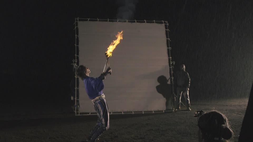 炎舞炊き メイキングムービー