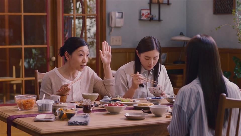 「炎舞炊き 象印姉妹・食卓(大発表)」篇 30秒
